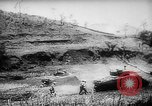 Image of United States tanks Okinawa Ryukyu Islands, 1945, second 10 stock footage video 65675053646