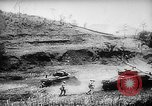 Image of United States tanks Okinawa Ryukyu Islands, 1945, second 11 stock footage video 65675053646