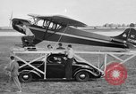 Image of aerobatic stunts Miami Florida USA, 1936, second 12 stock footage video 65675053660