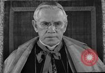 Image of Cardinal Hayes Saint Joseph New York USA, 1938, second 9 stock footage video 65675053663