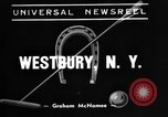 Image of Pete Bostwick Westbury New York USA, 1938, second 1 stock footage video 65675053665