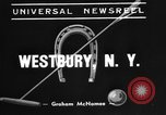 Image of Pete Bostwick Westbury New York USA, 1938, second 2 stock footage video 65675053665