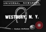 Image of Pete Bostwick Westbury New York USA, 1938, second 3 stock footage video 65675053665
