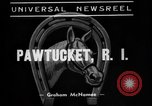 Image of horse race Pawtucket Rhode Island USA, 1938, second 2 stock footage video 65675053667