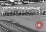 Image of horse race Pawtucket Rhode Island USA, 1938, second 10 stock footage video 65675053667
