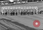 Image of horse race Pawtucket Rhode Island USA, 1938, second 11 stock footage video 65675053667