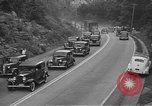 Image of Traffic jam United States USA, 1938, second 1 stock footage video 65675053679