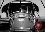 Image of ferry boat Ellis Island New York USA, 1948, second 7 stock footage video 65675053689