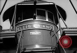 Image of ferry boat Ellis Island New York USA, 1948, second 12 stock footage video 65675053689