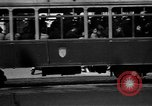 Image of vehicular traffic Rome Italy, 1951, second 1 stock footage video 65675053694