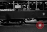 Image of vehicular traffic Rome Italy, 1951, second 2 stock footage video 65675053694