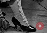 Image of evening shoes Rome Italy, 1951, second 2 stock footage video 65675053695