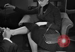 Image of evening shoes Rome Italy, 1951, second 7 stock footage video 65675053695