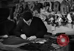 Image of evening shoes Rome Italy, 1951, second 12 stock footage video 65675053695