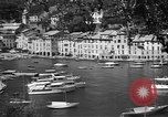 Image of Lace doilies Portofino Italy, 1951, second 7 stock footage video 65675053696