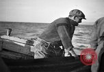Image of fishing boats Portofino Italy, 1951, second 2 stock footage video 65675053697