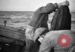 Image of fishing boats Portofino Italy, 1951, second 4 stock footage video 65675053697