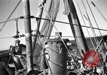 Image of fishing boats Portofino Italy, 1951, second 8 stock footage video 65675053697