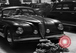 Image of Luxury cars Italy, 1951, second 6 stock footage video 65675053702