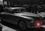 Image of Luxury cars Italy, 1951, second 8 stock footage video 65675053702