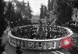 Image of Italian garden Italy, 1951, second 9 stock footage video 65675053704