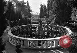 Image of Italian garden Italy, 1951, second 10 stock footage video 65675053704