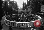 Image of Italian garden Italy, 1951, second 11 stock footage video 65675053704
