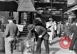 Image of elevated train New York City USA, 1939, second 5 stock footage video 65675053706