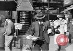 Image of elevated train New York City USA, 1939, second 7 stock footage video 65675053706