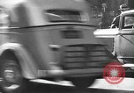 Image of vehicular traffic New York City USA, 1939, second 3 stock footage video 65675053707