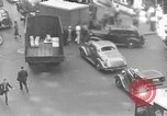 Image of New York City traffic New York City USA, 1939, second 1 stock footage video 65675053708