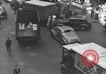 Image of New York City traffic New York City USA, 1939, second 2 stock footage video 65675053708