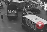 Image of New York City traffic New York City USA, 1939, second 3 stock footage video 65675053708