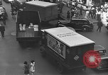 Image of New York City traffic New York City USA, 1939, second 5 stock footage video 65675053708