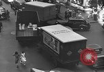 Image of New York City traffic New York City USA, 1939, second 6 stock footage video 65675053708