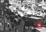 Image of New York City traffic New York City USA, 1939, second 10 stock footage video 65675053708