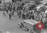 Image of Pedestrians and city traffic New York City USA, 1939, second 1 stock footage video 65675053709