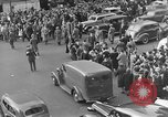 Image of Pedestrians and city traffic New York City USA, 1939, second 2 stock footage video 65675053709