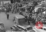 Image of Pedestrians and city traffic New York City USA, 1939, second 3 stock footage video 65675053709