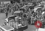 Image of Pedestrians and city traffic New York City USA, 1939, second 6 stock footage video 65675053709