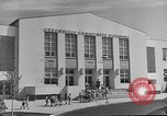 Image of Town of Greenbelt Community Center Greenbelt Maryland USA, 1939, second 8 stock footage video 65675053716
