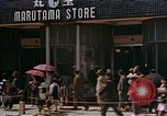 Image of ration line Kyoto Japan, 1946, second 9 stock footage video 65675053720
