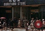 Image of ration line Kyoto Japan, 1946, second 11 stock footage video 65675053720