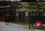 Image of student firemen Kyoto Japan, 1946, second 1 stock footage video 65675053721