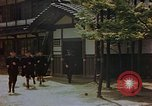 Image of student firemen Kyoto Japan, 1946, second 2 stock footage video 65675053721