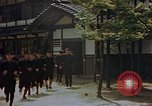 Image of student firemen Kyoto Japan, 1946, second 3 stock footage video 65675053721
