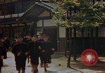 Image of student firemen Kyoto Japan, 1946, second 4 stock footage video 65675053721