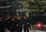 Image of student firemen Kyoto Japan, 1946, second 5 stock footage video 65675053721