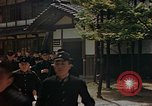 Image of student firemen Kyoto Japan, 1946, second 6 stock footage video 65675053721