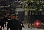 Image of student firemen Kyoto Japan, 1946, second 7 stock footage video 65675053721